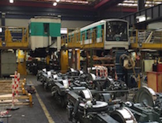Industrie -RATP